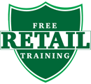 Free Retail Training Logo